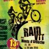 Raid VTT des monts d'Ardèche 2014